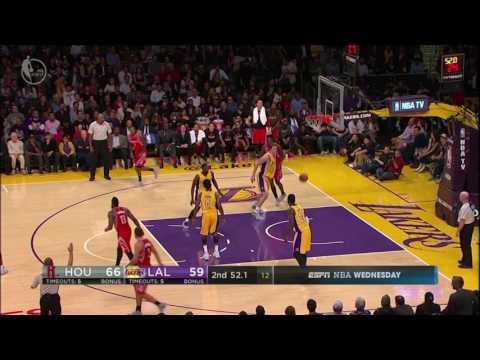 Houston Rockets Spain Pick & Roll