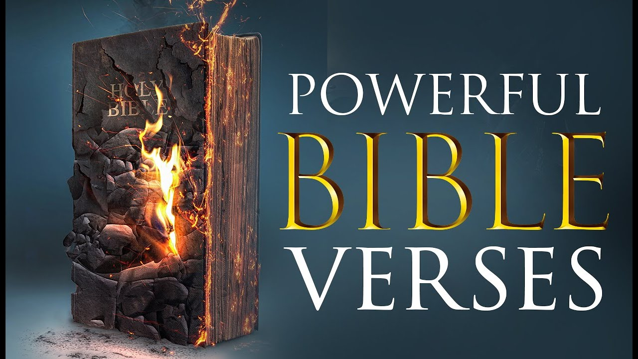 Your Words Are More Powerful Than You Think : Powerful Verses To Change Your Life