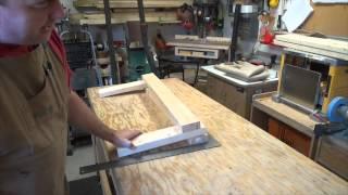 Making A Sawhorse