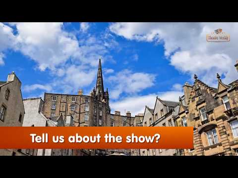 Edinburgh Interview: Joanne Ryan - Eggsistentialism