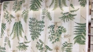 Thibaut Sylvan Drapery Fabric Upholstery & Curtain Fabric By The Yard