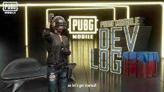 PUBG MOBILE - Version 1.0 Dev Log