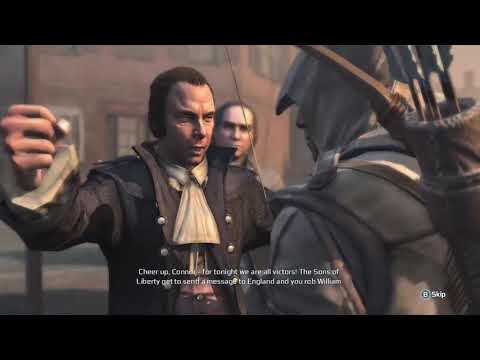 The Boston Tea Party and The Death of William Johnson ( AC3 )