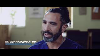 Meet Dr. Adam Goldman