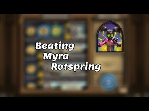 Guide - Myra Rotspring - The Puzzle Lab
