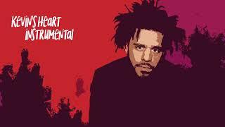 J. Cole - Kevins Heart (Instrumental)