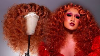How To: Bouncy Curls and Finger-waved Disco Hair