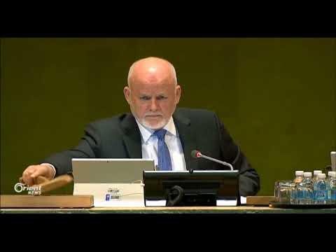 مساع في مجلس الأمن لتحويل ملف كيماوي سوريا للجمعية العامة للأمم المتحدة  - 10:21-2018 / 4 / 25
