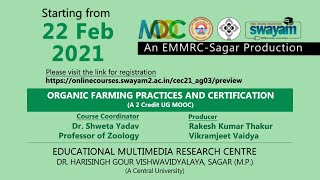 Organic Farming Practices And Traditions