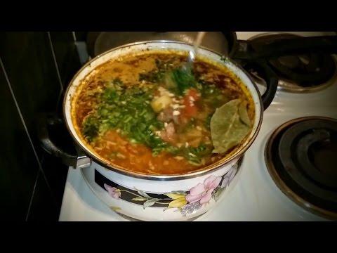 рецепты суп харчо классический пошагово