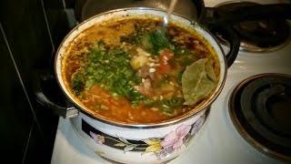 Харчо Сибирский! Классический рецепт супа! Такой не Ели!
