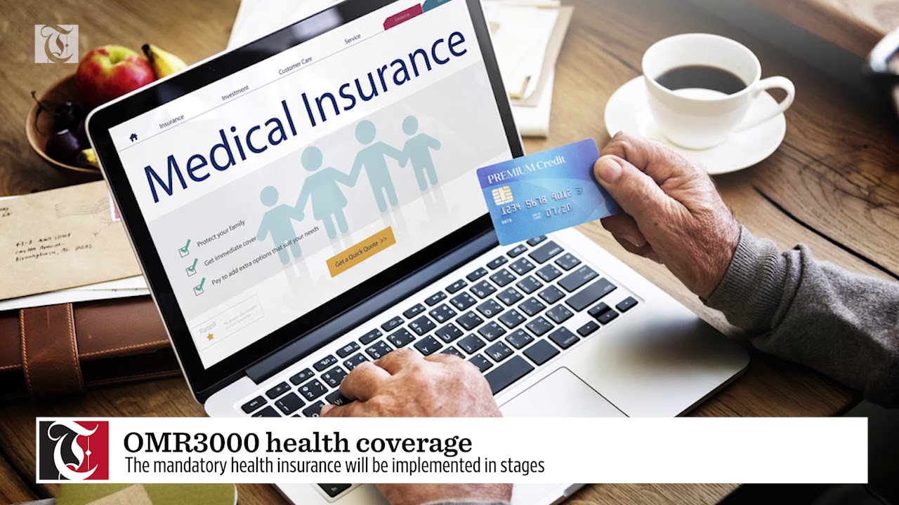 OMR3,000 health insurance cover for Omanis, expats - Times