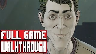 BATMAN TELLTALE EPISODE 4 Gameplay Walkthrough Part 1 FULL GAME (1080p) - No Commentary