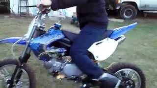 125cc pitbike
