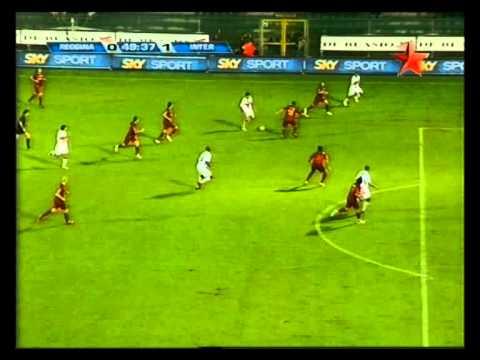 Stagione 2007/2008 - Reggina vs. Inter (0:1)