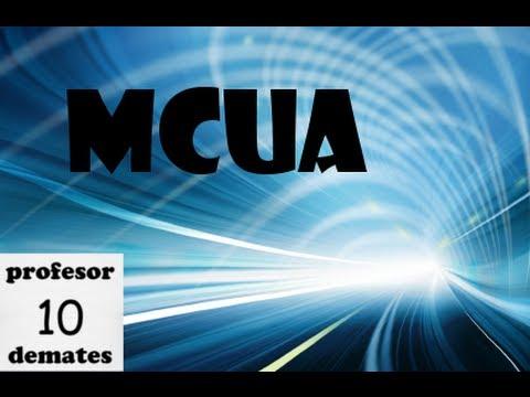 Ejercicio 00 MCUA explicación formulario