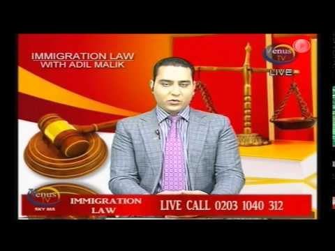 Immigration Law With Adil Mali 08 03 2014