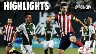 HIGHLIGHTS: Portland Timbers vs Chivas USA | April 12th, 2014