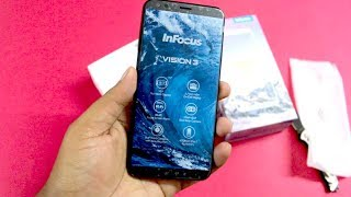 Infocus Vision 3 Unboxing & Quick Review, Camera, Features, Price