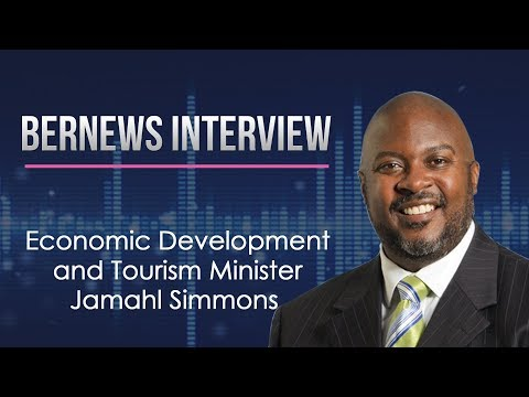 Interview with Minister Jamahl Simmons, November 17 2017