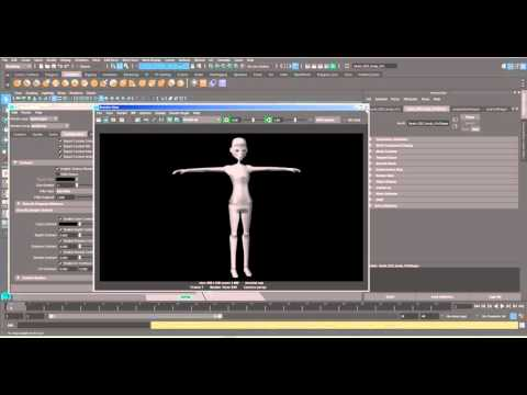 Rendering a wireframe in Maya 2016