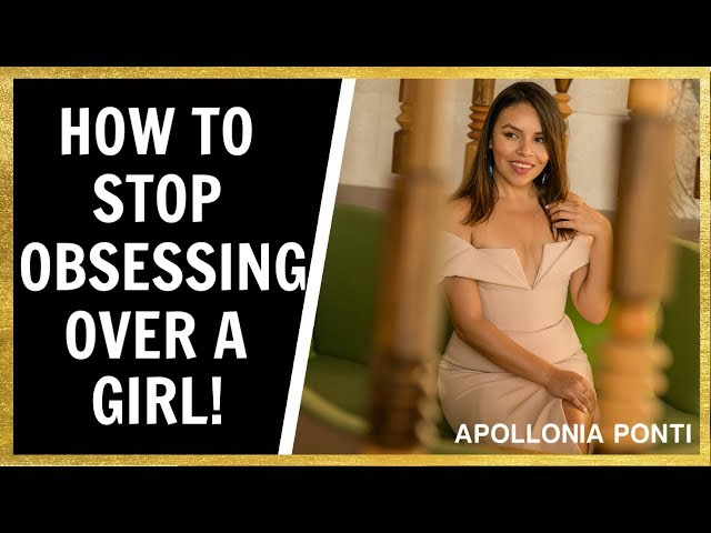 How To Stop Obsessing Over Someone! (Anxious & Obsessive Thoughts)