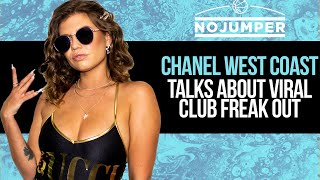 Chanel West Coast Talks About Viral Club Freak Out