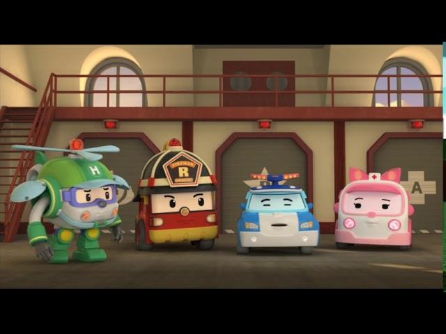 Robocar Poli: Mickey is boos! (S01E12) (NEDERLANDS GESPROKEN)