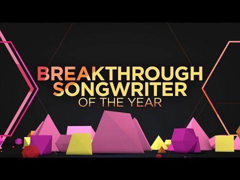 Breakthrough Songwriter of the Year - 2014 APRA Music Awards
