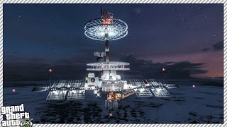 FINDING SECRET SPACE SATELLITE IN GTA 5