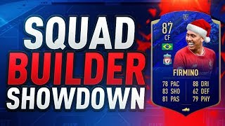 FIFA 20 | Squad Builder Showdown Advent Calendar vs AJ3 | Team of the Year Nominee Roberto Firmino!