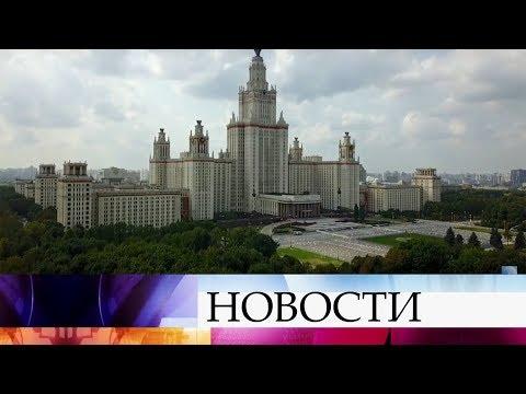 Главному зданию МГУ сегодня исполняется 65 лет.