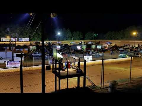 Laurens Speedway  4cyl 8/12/17