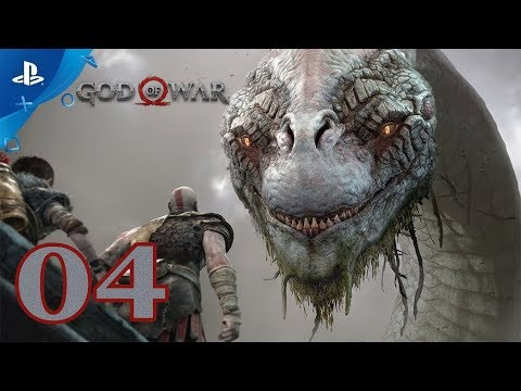 God of War - Let's Play Part 4: Path to the Mountain