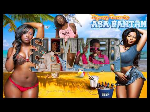 Asa Bantan Summer Beach Splash Bouyon mix (Part 1) mix by dj