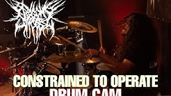 Begging for Incest - Comstrained to Operate ( LIVE DRUM CAM )