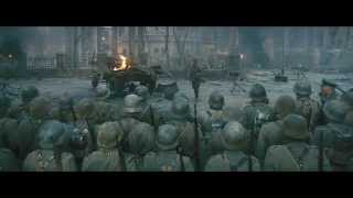 Fighting for one house in the city 6 - German assault