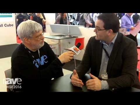 ISE 2016: Joel Rollings Talks with Edwin Lustig of Robot Security Systems