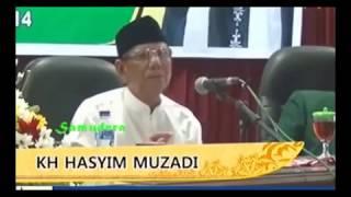 KH  Hasyim Muzadi: FPI ITU KASAR