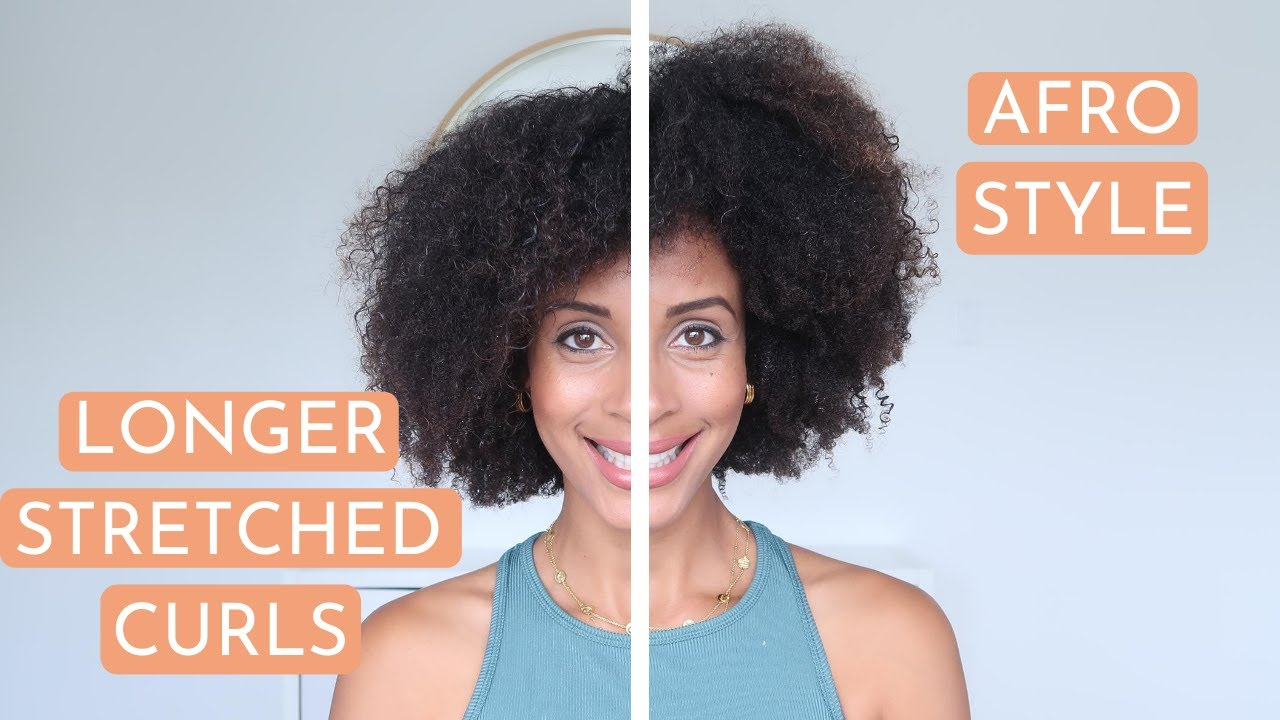 Applying Your Natural Hair Products For A Desired Result