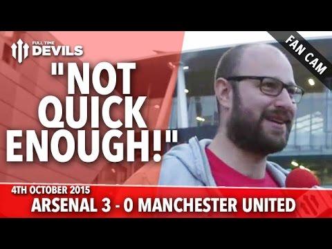 Arsenal 3-0 Manchester United | Sánchez, Özil goals|