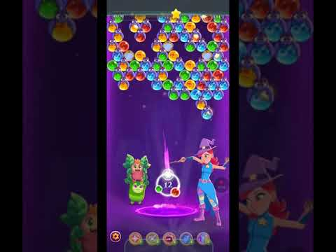 Bubble Witch 3 Saga Level 1396 ~ NO BOOSTERS
