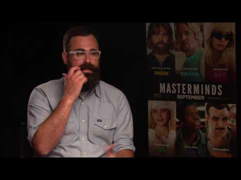 Masterminds: Jared Hess  Movie
