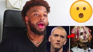 8 Times Eminem's Disses Crossed The Line (Lil Pump, Drake, Migos, etc) | Reaction