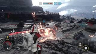 Star Wars Battlefront: ONLY Jump Pack and Survivalist Trait (73-5)
