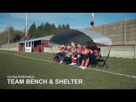 Pro Bench Shelter - QuickPlay Sport