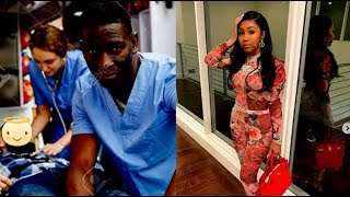 (BREAKING NEWS) Yung Miami City Girls Baby Father Shot In The Head Pronounced Dead..DA PRODUCT DVD