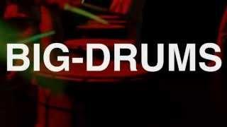 BIG-DRUMS - Rhythmuskraft und Götterfunken - Beethovens 9 - spektakuläre Trommel Show