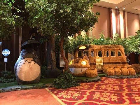The World of Ghibli Jakarta Exhibition @ The Ritz Carlton - Pacific Place Jakarta