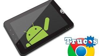 Trucos en un Tablet Android | Apagar Tablet | Ice cream Sandwich